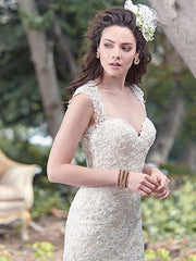 Maggie Sottero 'Collins' - Maggie Sottero - Nearly Newlywed Bridal Boutique - 2