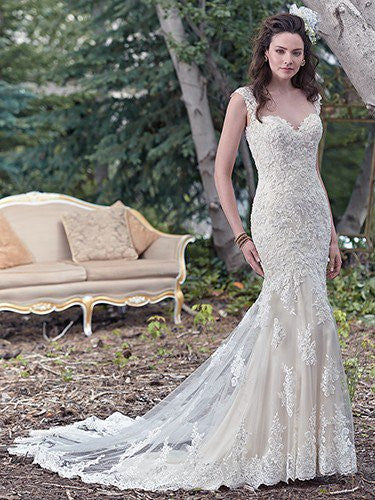 Maggie Sottero 'Collins' - Maggie Sottero - Nearly Newlywed Bridal Boutique - 3