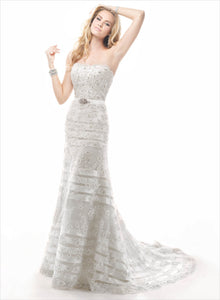 Maggie Sottero 'Kimberlyn' - Maggie Sottero - Nearly Newlywed Bridal Boutique - 4