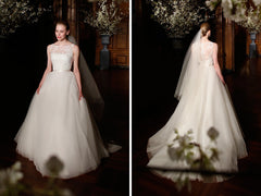 Romona Keveza style #509 - Romona Keveza - Nearly Newlywed Bridal Boutique - 1
