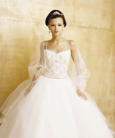Lazaro '4623' - Lazaro - Nearly Newlywed Bridal Boutique - 1