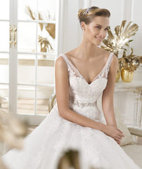 Pronovias 'Lauris' - Pronovias - Nearly Newlywed Bridal Boutique - 4