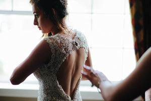 Allure Bridals '9104' - Allure Bridals - Nearly Newlywed Bridal Boutique - 3