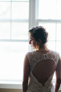 Allure Bridals '9104' - Allure Bridals - Nearly Newlywed Bridal Boutique - 4