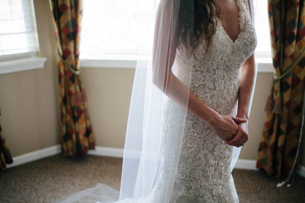 Allure Bridals '9104' - Allure Bridals - Nearly Newlywed Bridal Boutique - 5