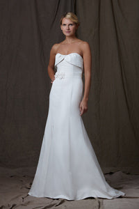 Lela Rose 'The Pond' Mermaid Gown - Lela Rose - Nearly Newlywed Bridal Boutique - 1