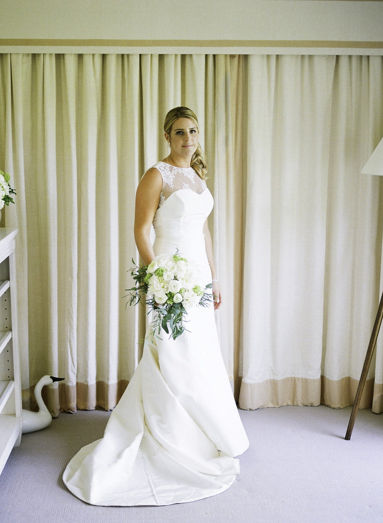 Carolina Herrera 'Juliet' - Carolina Herrera - Nearly Newlywed Bridal Boutique - 7