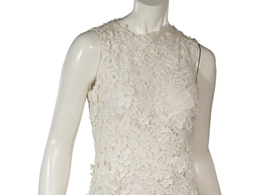 Oscar de la Renta 'Lace' - Oscar de la Renta - Nearly Newlywed Bridal Boutique - 1