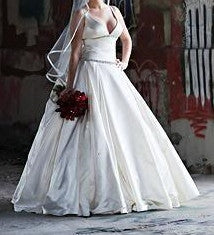 Romona Keveza 'Elizabeth' - Romona Keveza - Nearly Newlywed Bridal Boutique - 2