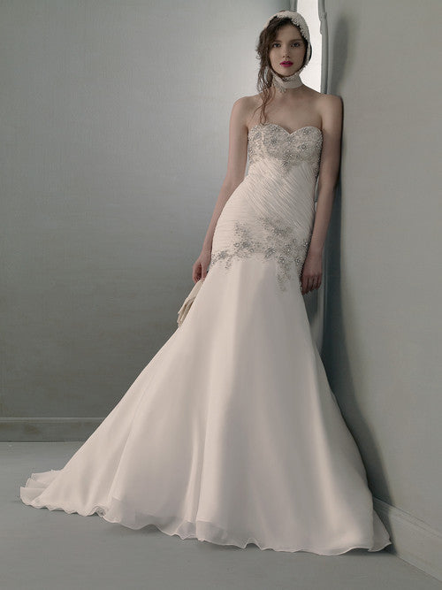 'Mila' by St. Pucchi Style 705 - St Pucchi - Nearly Newlywed Bridal Boutique - 1