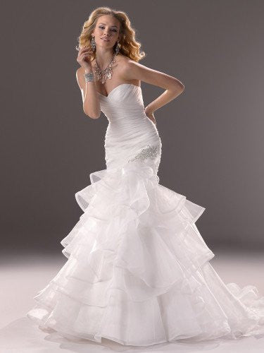 Maggie Sottero 'Cheyenne' - Maggie Sottero - Nearly Newlywed Bridal Boutique - 3