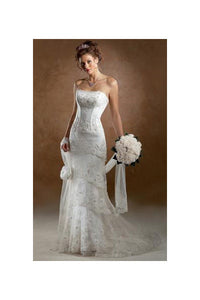 Maggie Sottero 'Madlyn' - Maggie Sottero - Nearly Newlywed Bridal Boutique - 6