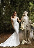 Sophia Tolli 'Magnolia' size 6 new wedding dress front view on model