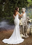 Sophia Tolli 'Magnolia' size 6 new wedding dress back view on model