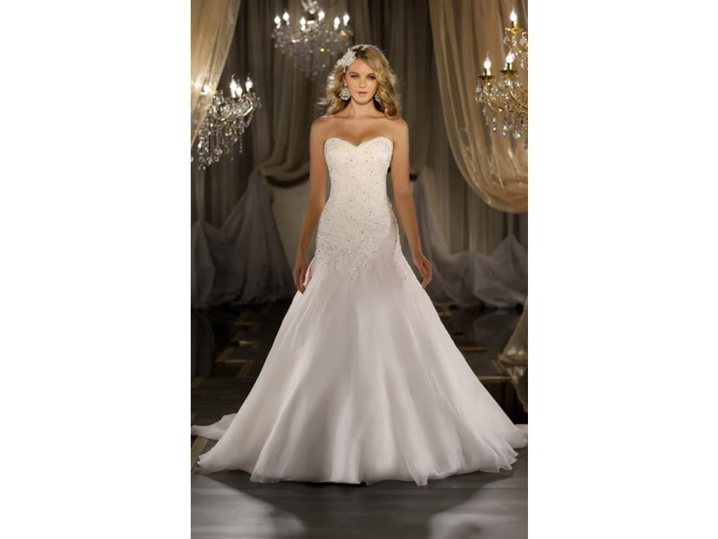 Martina Liana '411' - Martina Liana - Nearly Newlywed Bridal Boutique