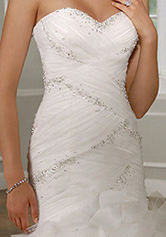 Mori Lee '1619' - Mori Lee - Nearly Newlywed Bridal Boutique - 3