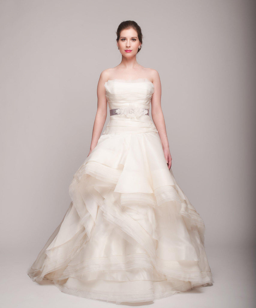 Rivini 'Giselle' Ball Gown - Rivini - Nearly Newlywed Bridal Boutique - 4