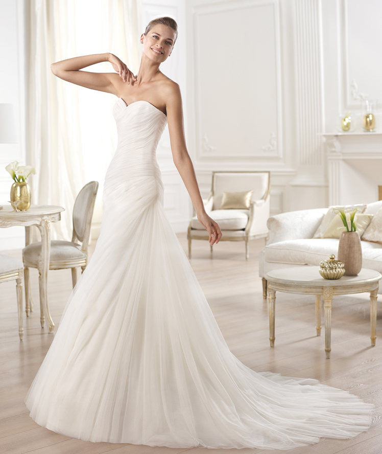 Pronovias 'Orel' - Pronovias - Nearly Newlywed Bridal Boutique - 1