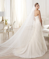 Pronovias 'Orel' - Pronovias - Nearly Newlywed Bridal Boutique - 2