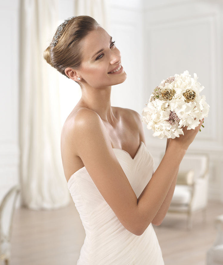 Pronovias 'Orel' - Pronovias - Nearly Newlywed Bridal Boutique - 3