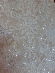 Oleg Cassini style #653 - Oleg Cassini - Nearly Newlywed Bridal Boutique - 2