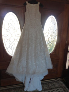 Oleg Cassini style #653 - Oleg Cassini - Nearly Newlywed Bridal Boutique - 1
