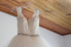 Lazaro style #LZ3309 - Lazaro - Nearly Newlywed Bridal Boutique - 2