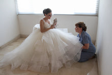 Load image into Gallery viewer, Lazaro style #LZ3309 - Lazaro - Nearly Newlywed Bridal Boutique - 3