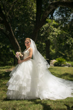 Load image into Gallery viewer, Lazaro style #LZ3309 - Lazaro - Nearly Newlywed Bridal Boutique - 4
