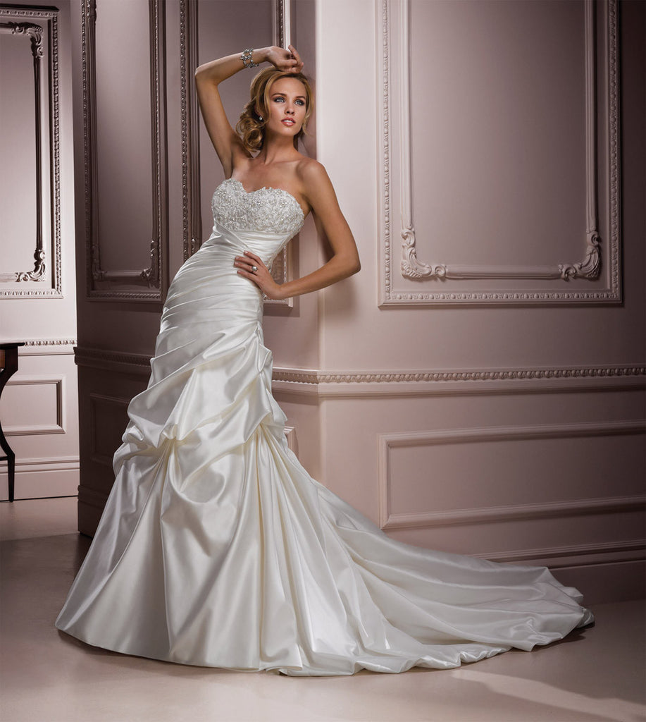 Maggie Sottero 'Parisianna' - Maggie Sottero - Nearly Newlywed Bridal Boutique - 5