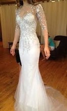 Load image into Gallery viewer, Marchesa 'Poppy' - Marchesa - Nearly Newlywed Bridal Boutique - 1