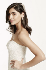 David's Bridal 'Sweetheart A Line' - David's Bridal - Nearly Newlywed Bridal Boutique - 3
