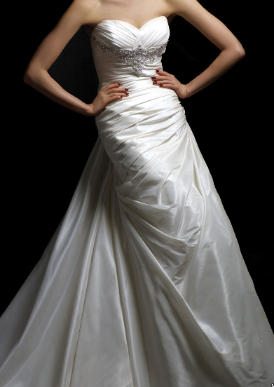 Enzoani 'Brooklyn' - Enzoani - Nearly Newlywed Bridal Boutique - 1