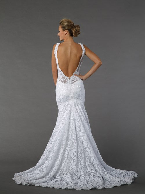 Pnina Tornai '4372' - Pnina Tornai - Nearly Newlywed Bridal Boutique - 1