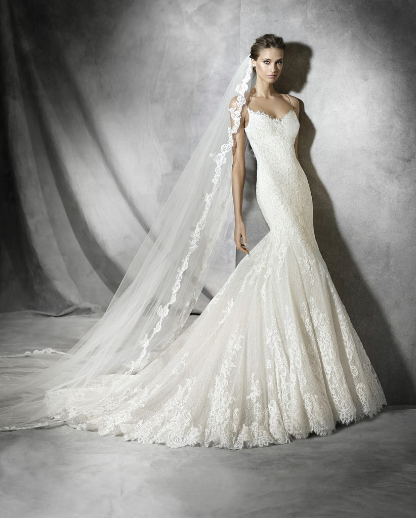 Pronovias 'Praciala' - Pronovias - Nearly Newlywed Bridal Boutique