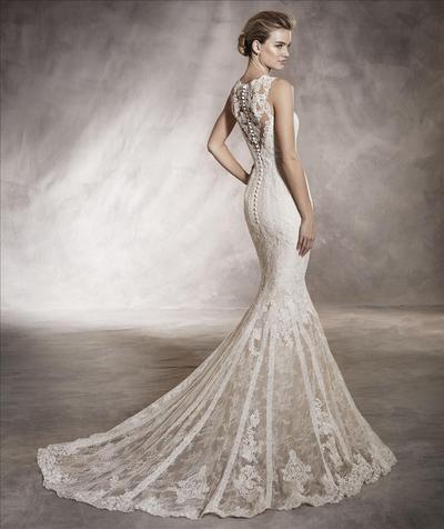 Pronovias Used and Preowned Wedding Dresses - Nearly Newlywed