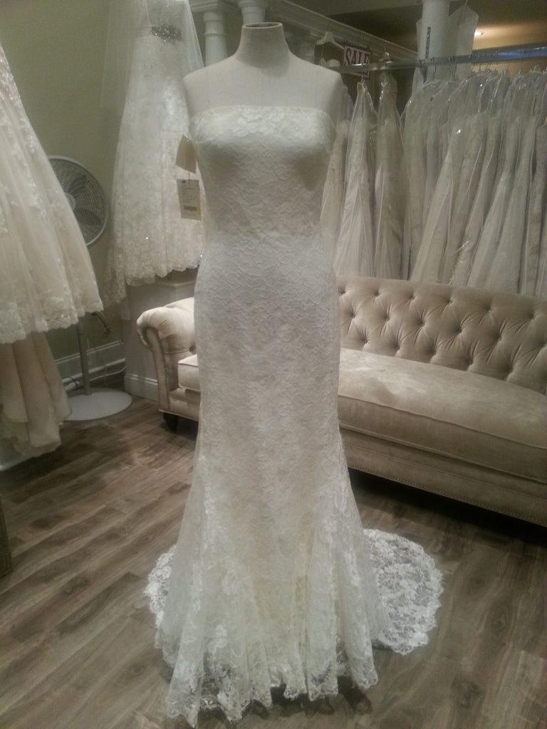 Pronovias 'Sala' - Pronovias - Nearly Newlywed Bridal Boutique - 4