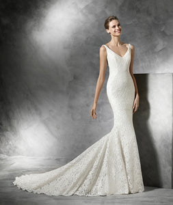 Pronovias 'Maricel' - Pronovias - Nearly Newlywed Bridal Boutique - 4