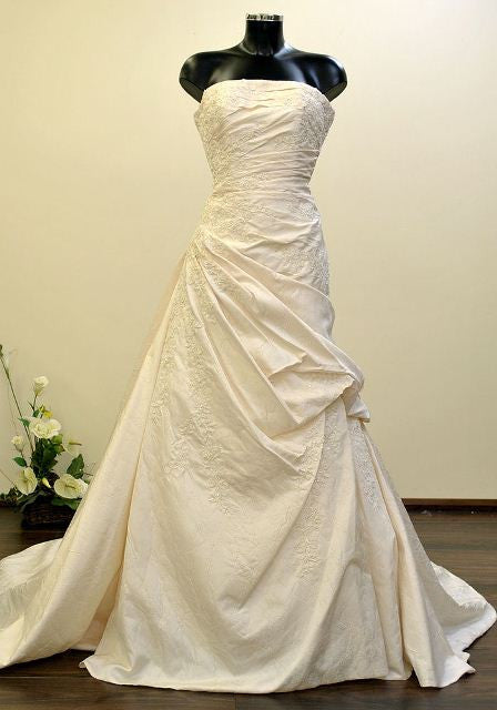 Pronovias 'Nepal' - Pronovias - Nearly Newlywed Bridal Boutique - 2