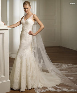 Pronovias 'Ronda' - Pronovias - Nearly Newlywed Bridal Boutique - 5