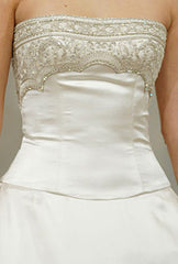 Reem Acra 'A Rose For You' - Reem Acra - Nearly Newlywed Bridal Boutique - 3