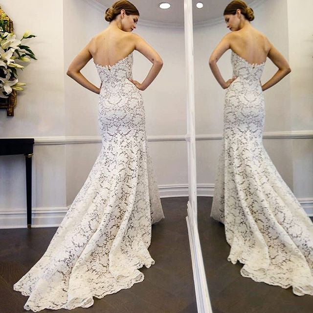 Romona Keveza 'L5130' - Romona Keveza - Nearly Newlywed Bridal Boutique - 5