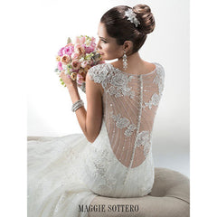 Maggie Sottero 'Savannah Marie' - Maggie Sottero - Nearly Newlywed Bridal Boutique - 2