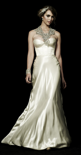 Johanna Johnson 'Sassine' - Johanna Johnson - Nearly Newlywed Bridal Boutique - 1