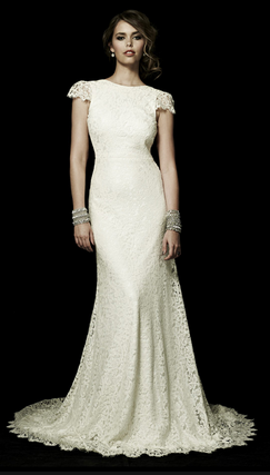 Johanna Johnson 'The Rosa' - Johanna Johnson - Nearly Newlywed Bridal Boutique - 1