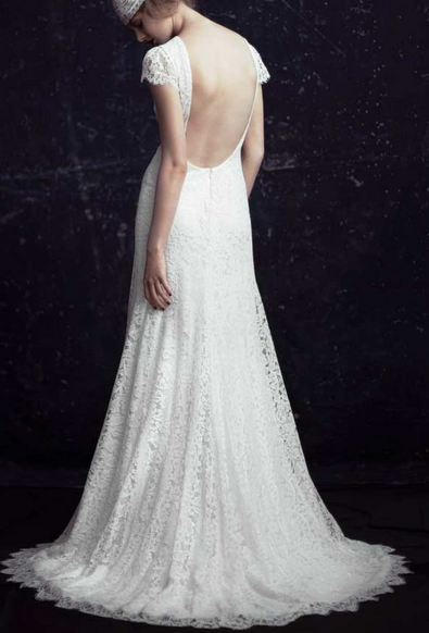 Johanna Johnson 'The Rosa' - Johanna Johnson - Nearly Newlywed Bridal Boutique - 3