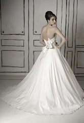 Justin Alexander  '8502' - JUSTIN ALEXANDER - Nearly Newlywed Bridal Boutique - 1
