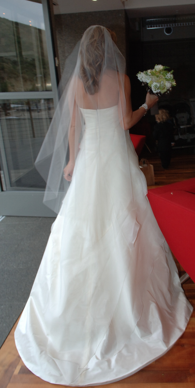 Domo Adami 'Viento' - domo adami - Nearly Newlywed Bridal Boutique - 3