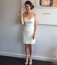 Load image into Gallery viewer, Monique Lhuillier 'Pippa' - Monique Lhuillier - Nearly Newlywed Bridal Boutique - 4