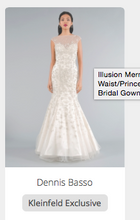 Load image into Gallery viewer, Dennis Basso ' 32943631' - Dennis Basso - Nearly Newlywed Bridal Boutique - 4
